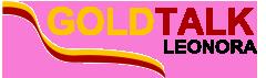 Goldtalk Leonora logo